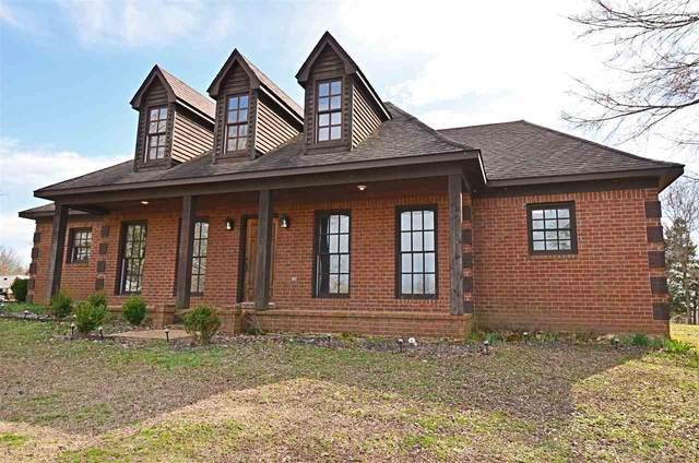 2010 Country Club Rd, Unincorporated, TN 38068 (#10071980) :: The Melissa Thompson Team