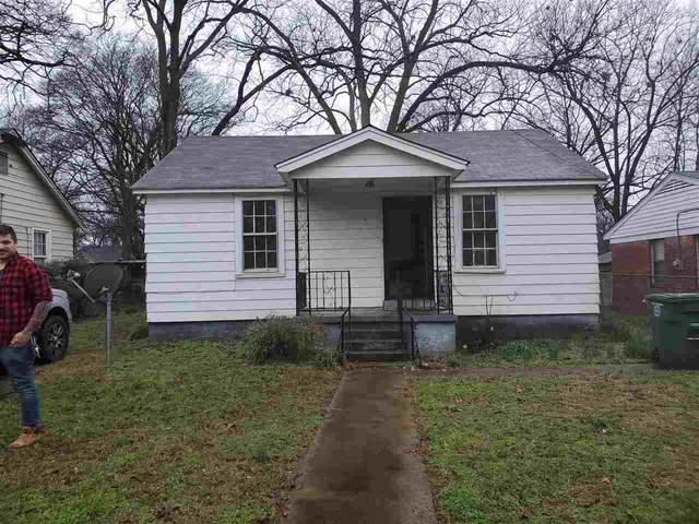 3023 Morningside St, Memphis, TN 38127 (#10072542) :: The Melissa Thompson Team
