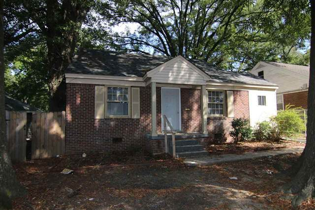3128 Faxon Ave, Memphis, TN 38112 (#10072553) :: The Wallace Group - RE/MAX On Point
