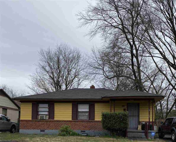 3620 Baine St, Memphis, TN 38111 (#10072570) :: The Wallace Group - RE/MAX On Point