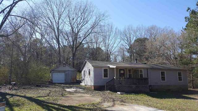 95 Sain Rd, Unincorporated, TN 38057 (#10072584) :: The Wallace Group - RE/MAX On Point