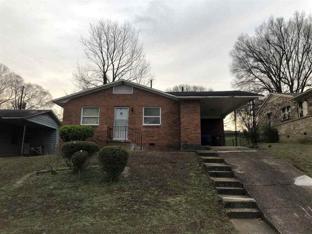 829 Alida Ave, Memphis, TN 38106 (#10072677) :: The Wallace Group - RE/MAX On Point