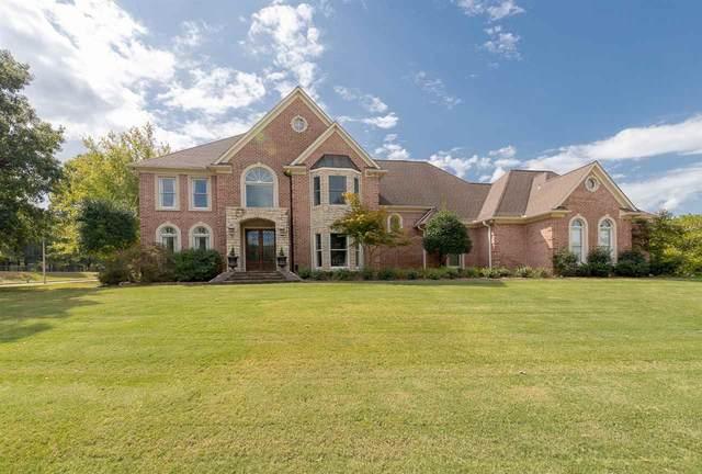 9753 Fox Hill Cir N, Germantown, TN 38139 (#10072766) :: RE/MAX Real Estate Experts