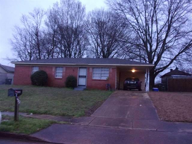 4464 Sunvalley Dr, Memphis, TN 38109 (#10072992) :: The Melissa Thompson Team