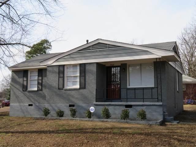 1564 Roosevelt Ave, Memphis, TN 38127 (#10073036) :: The Melissa Thompson Team