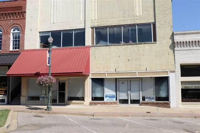 110 E Liberty Ave, Covington, TN 38019 (#10073044) :: Bryan Realty Group