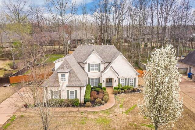 4496 Mount Gillespie Dr, Lakeland, TN 38002 (#10073114) :: J Hunter Realty