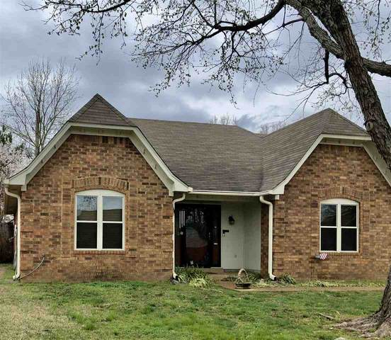 1227 Sandy Stone Ln, Memphis, TN 38016 (#10073178) :: ReMax Experts