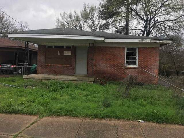 1291 Hamilton St, Memphis, TN 38114 (#10073214) :: The Wallace Group - RE/MAX On Point