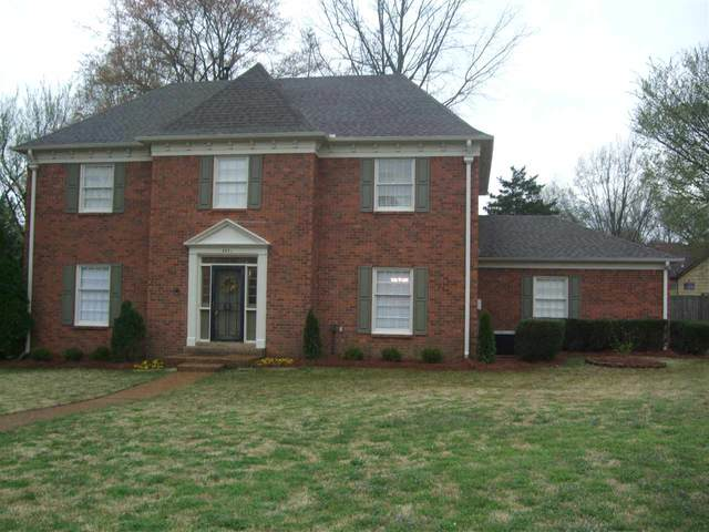 2821 Honey Tree Dr, Germantown, TN 38138 (#10073302) :: The Wallace Group - RE/MAX On Point