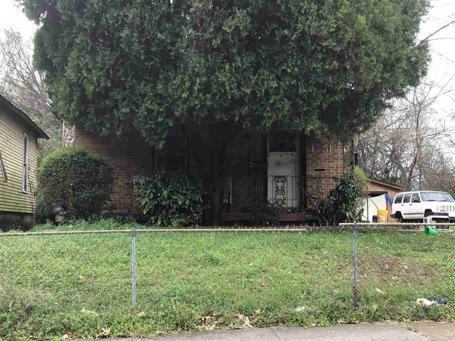 1551 Victor St, Memphis, TN 38106 (#10073326) :: The Wallace Group - RE/MAX On Point
