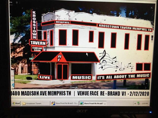 1400 Madison Ave, Memphis, TN 38104 (#10073330) :: ReMax Experts