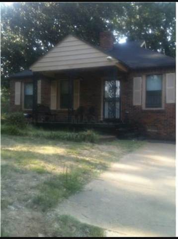 496 E Dison Ave, Memphis, TN 38106 (#10073349) :: The Wallace Group - RE/MAX On Point
