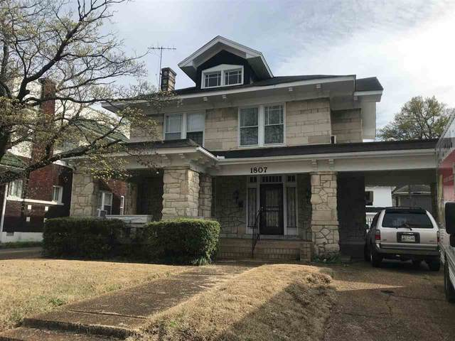 1807 Peabody Ave, Memphis, TN 38104 (#10073447) :: ReMax Experts