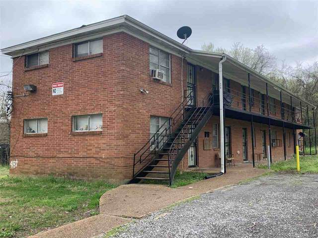 487 Williams Ave, Memphis, TN 38126 (#10073484) :: ReMax Experts