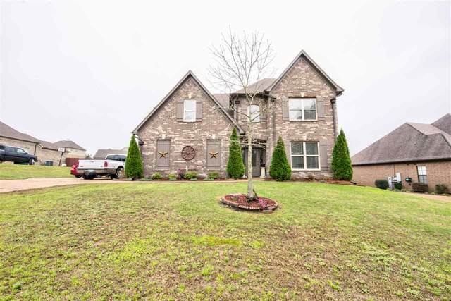 5368 Chester St, Arlington, TN 38002 (#10073560) :: The Wallace Group - RE/MAX On Point