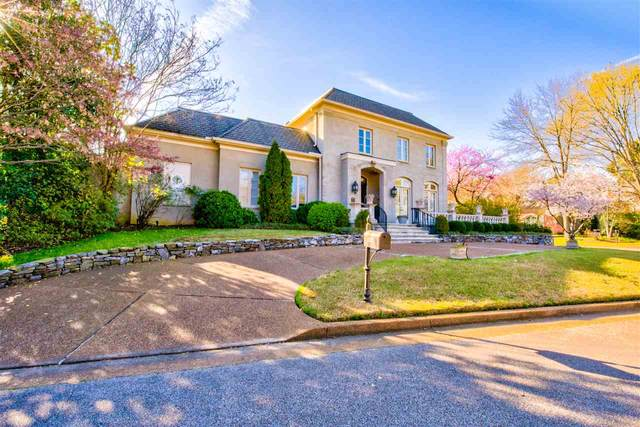 1475 Le Fleur Pl, Memphis, TN 38120 (#10073609) :: The Wallace Group - RE/MAX On Point