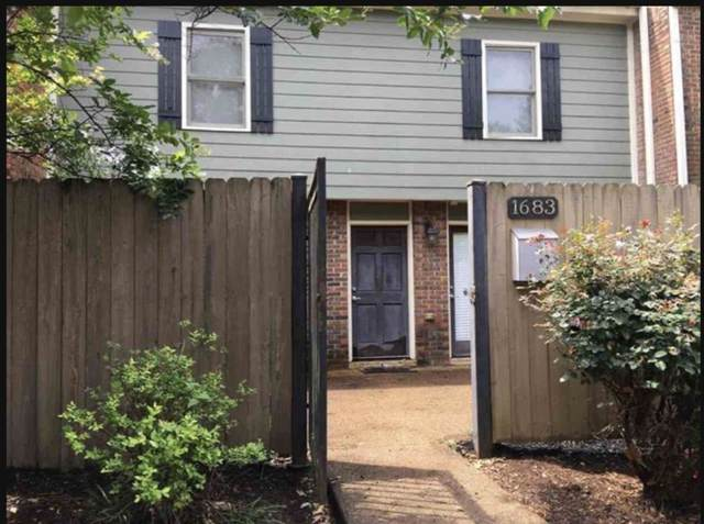 1683 Regents Park Dr A, Memphis, TN 38104 (#10073733) :: ReMax Experts