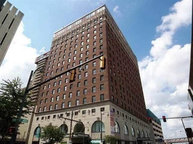 109 N Main St #1603, Memphis, TN 38103 (#10073755) :: The Wallace Group - RE/MAX On Point
