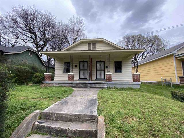 96 N Rembert St, Memphis, TN 38104 (#10073831) :: ReMax Experts
