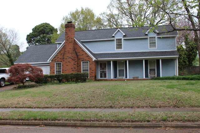 8018 Cross Village Dr, Germantown, TN 38138 (#10073862) :: The Wallace Group - RE/MAX On Point