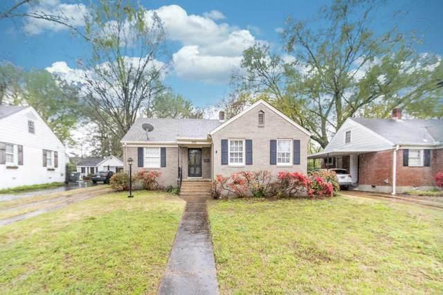 3681 Autumn Dr, Memphis, TN 38122 (#10073905) :: ReMax Experts