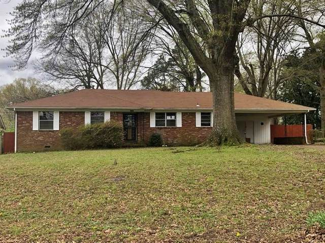 2765 N Lake Shore Dr, Memphis, TN 38127 (#10073912) :: The Wallace Group - RE/MAX On Point