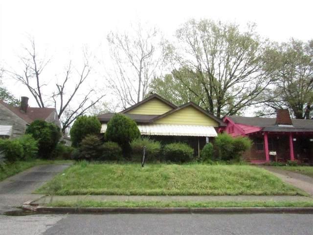 764 Spring St, Memphis, TN 38112 (#10073919) :: The Melissa Thompson Team