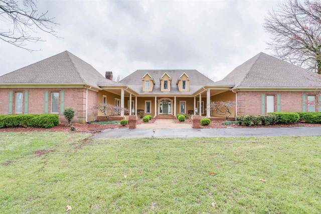 4195 Redwood Dr, Olive Branch, MS 38654 (#10073933) :: The Melissa Thompson Team