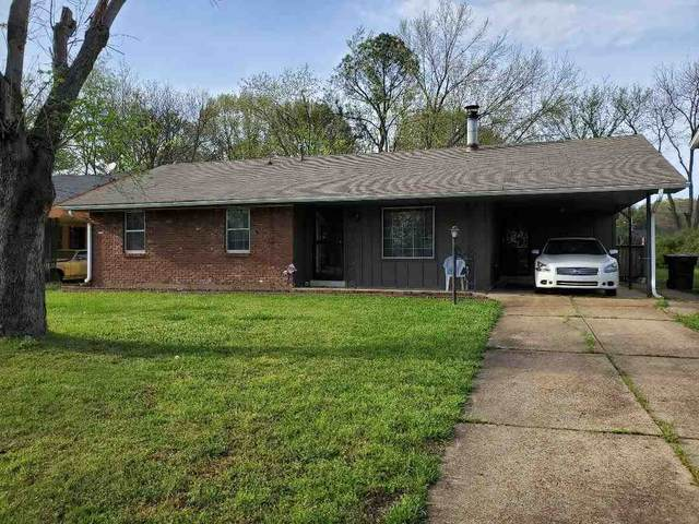 1700 W Holmes Rd W, Memphis, TN 38109 (#10073936) :: ReMax Experts