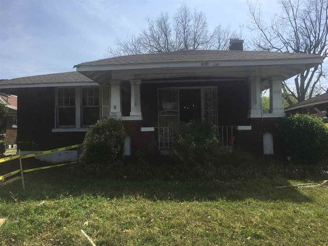 800 N Watkins St, Memphis, TN 38107 (#10073961) :: The Wallace Group - RE/MAX On Point