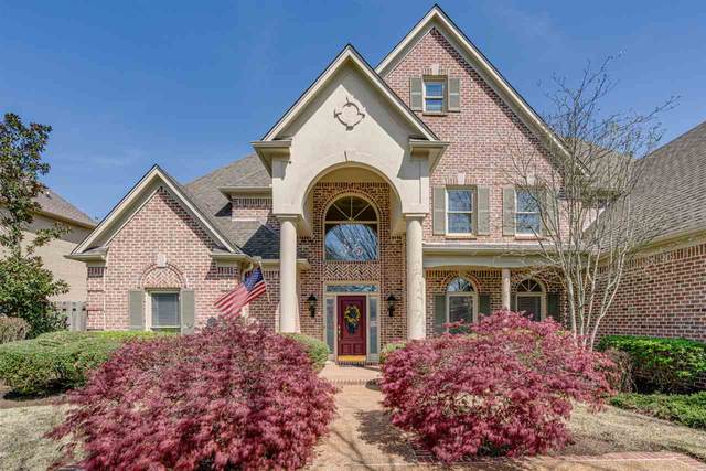 1756 Hartwell Manor Cv N, Collierville, TN 38017 (#10073985) :: The Wallace Group - RE/MAX On Point