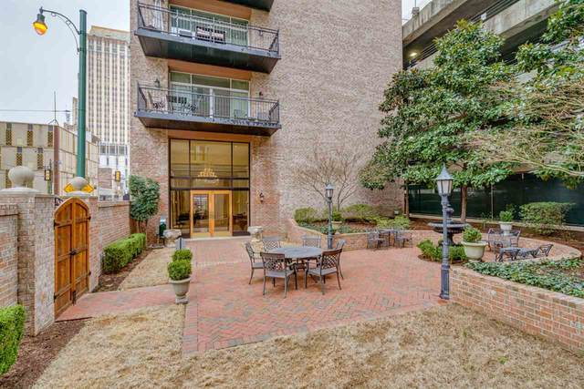 127 Madison Ave #901, Memphis, TN 38103 (MLS #10074008) :: The Justin Lance Team of Keller Williams Realty