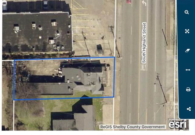 887 S Highland St, Memphis, TN 38111 (#10074013) :: ReMax Experts