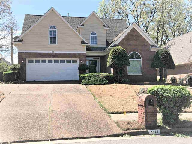 2623 Country Downs Dr, Memphis, TN 38016 (#10074056) :: Bryan Realty Group
