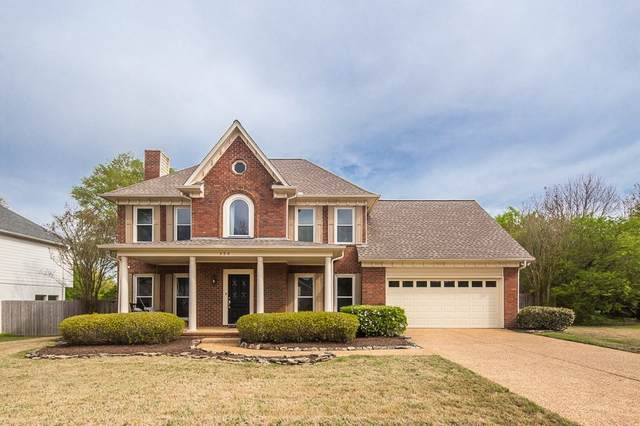 494 Tara Oaks Dr, Collierville, TN 38017 (#10074142) :: The Wallace Group - RE/MAX On Point