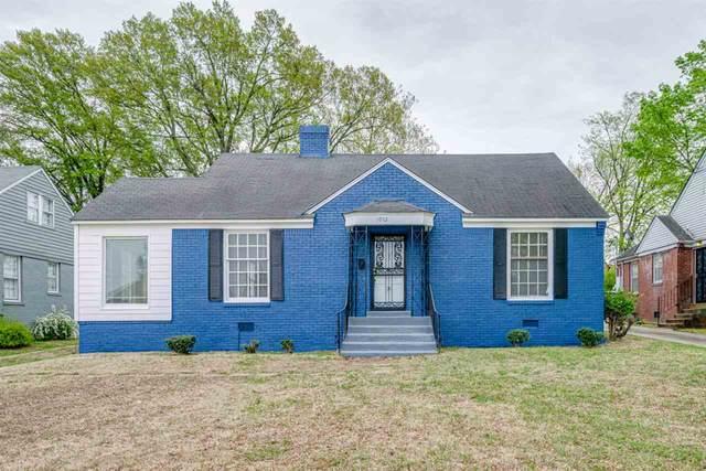 1072 N Belvedere Blvd, Memphis, TN 38107 (#10074161) :: J Hunter Realty