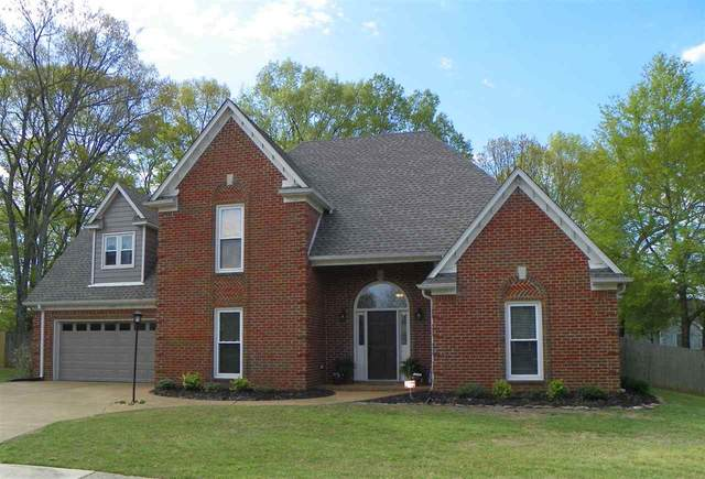 605 Dunwick Cv, Collierville, TN 38017 (#10074204) :: RE/MAX Real Estate Experts