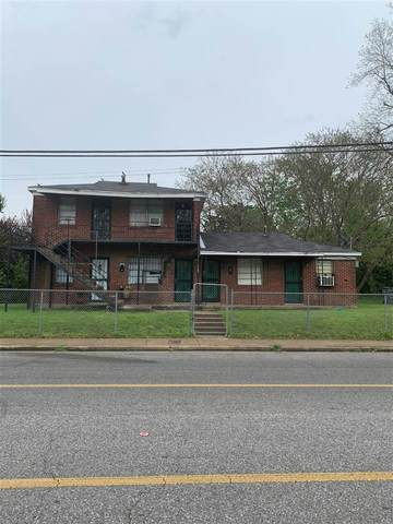 1198 N Evergreen St, Memphis, TN 38108 (#10074338) :: Bryan Realty Group