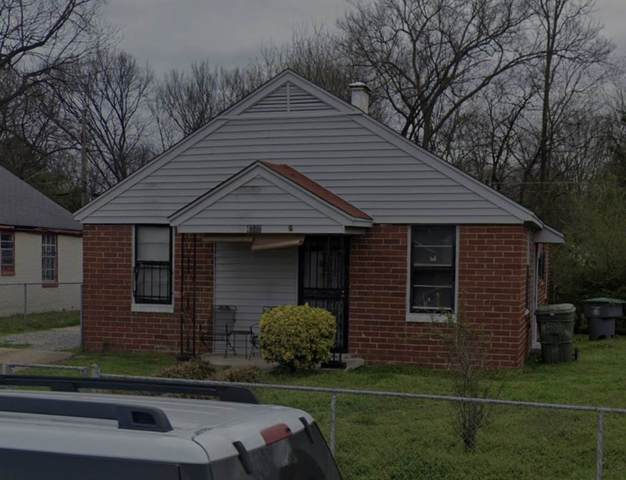 1542 Cella St, Memphis, TN 38114 (#10074362) :: The Wallace Group - RE/MAX On Point