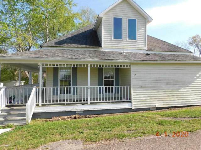 36 Fourth St, Bethel Springs, TN 38315 (#10074373) :: RE/MAX Real Estate Experts