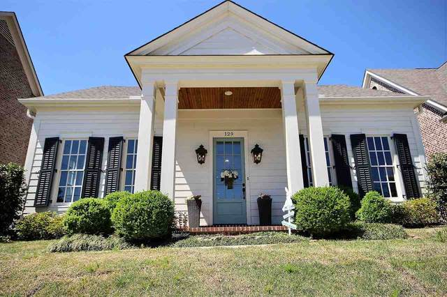 129 N Mt Pleasant Rd, Collierville, TN 38017 (#10074562) :: Bryan Realty Group