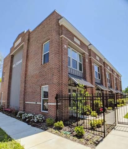 1625 Monroe Ave #1, Memphis, TN 38104 (#10074852) :: The Home Gurus, Keller Williams Realty