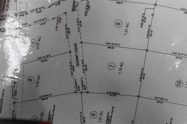 LOT 7 Quaint Cv, Counce, TN 38326 (#10074937) :: RE/MAX Real Estate Experts
