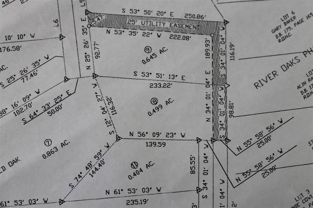 LOT 8 Shannon Ln, Counce, TN 38326 (#10074942) :: All Stars Realty