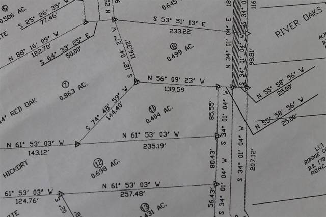 LOT 11 Shannon Ln, Counce, TN 38326 (#10074943) :: All Stars Realty