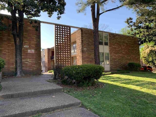 109 N Belvedere Blvd #10, Memphis, TN 38104 (#10074976) :: ReMax Experts