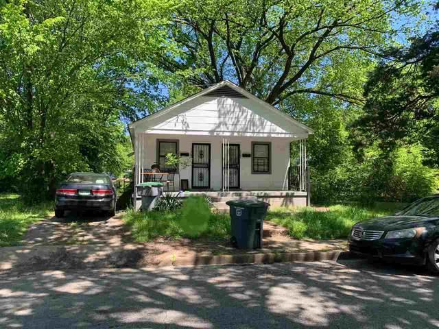 1362 Gleason Ave, Memphis, TN 38106 (#10075069) :: ReMax Experts