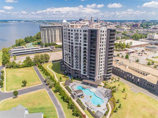 717 Riverside Dr #505, Memphis, TN 38103 (#10075768) :: Bryan Realty Group