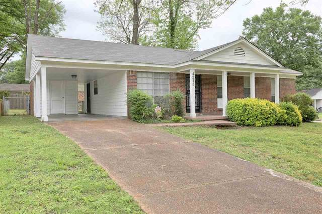 4218 Bacon St, Memphis, TN 38128 (#10075900) :: The Melissa Thompson Team